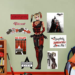 Harley Quinn: Arkham City