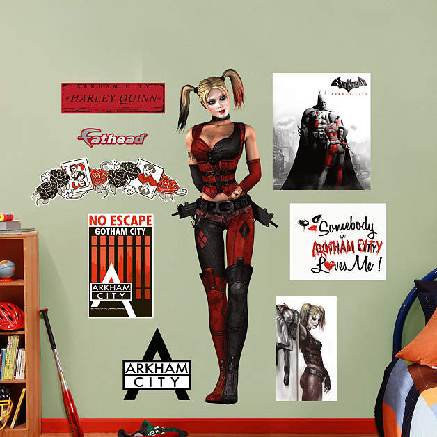 1 877 328 8877 for Harley quinn bedroom designs