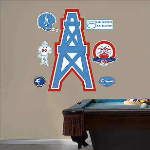 Houston Oilers Original AFL Logo
