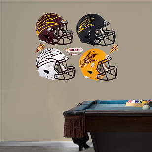 Arizona State Sun Devils Helmet Collection
