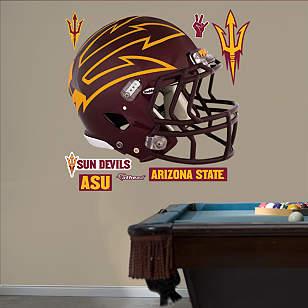 Arizona State Sun Devils Maroon Helmet