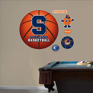 Syracuse Orange Basketball Logo
