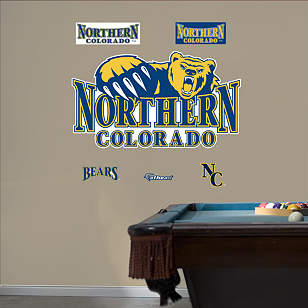 Northern Colorado Bears Logo