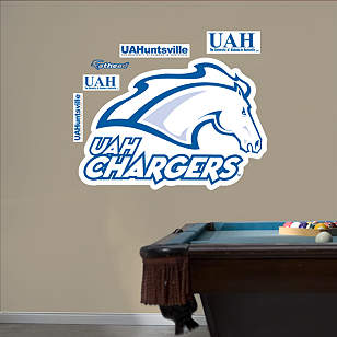 UAH Chargers Logo