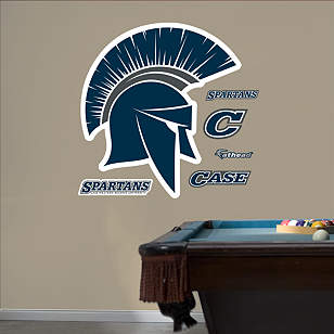 Case Western Reserve Spartans Logo