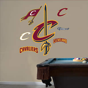 Cleveland Cavaliers Sword Alternate Logo