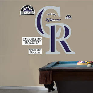 Colorado Rockies Alternate Logo
