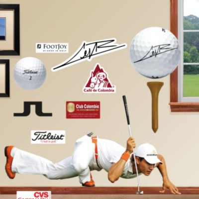 Camilo Villegas Fathead Wall Decal