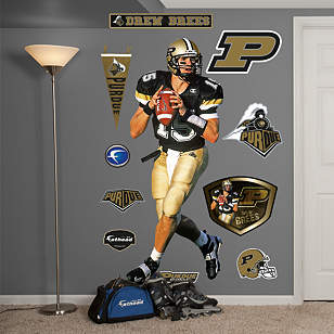 Drew Brees Purdue