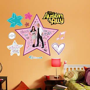 Austin & Ally Doodle Star