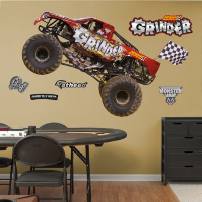 El Toro Loco - Black Fathead Wall Decal