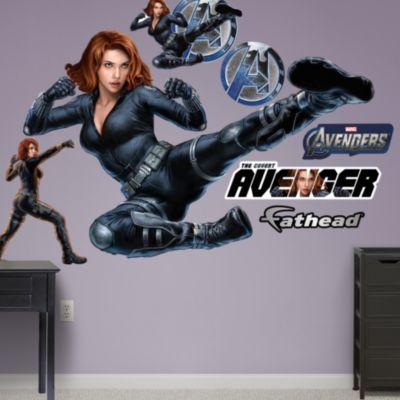 Black Widow: The Covert Avenger Fathead Wall Decal