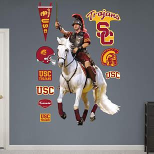 USC Mascot - Traveler