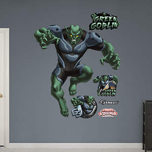 Green Goblin - Ultimate Spider-Man