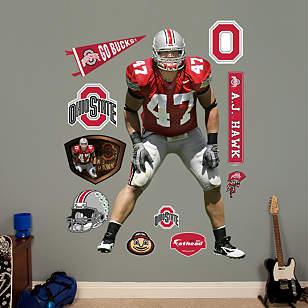 AJ Hawk Ohio State