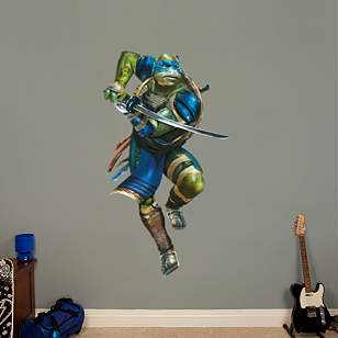 Leonardo - TMNT Movie