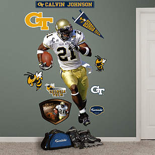 Calvin Johnson Jr. - Georgia Tech
