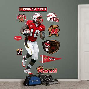 Vernon Davis Maryland