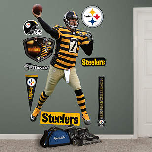 Ben Roethlisberger - Throwback