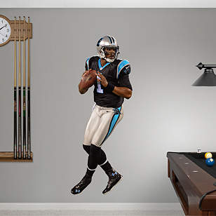 Cam Newton - Quarterback