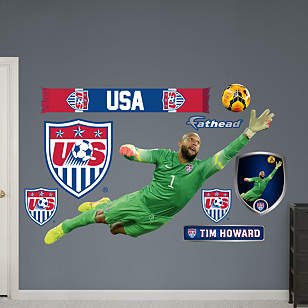 Tim Howard - Diving Save