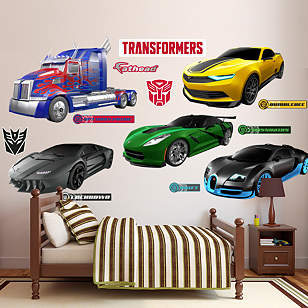 Transformers Age of Extinction Vehicle Collection