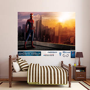 The Amazing Spider-Man 2 - Skyline Mural