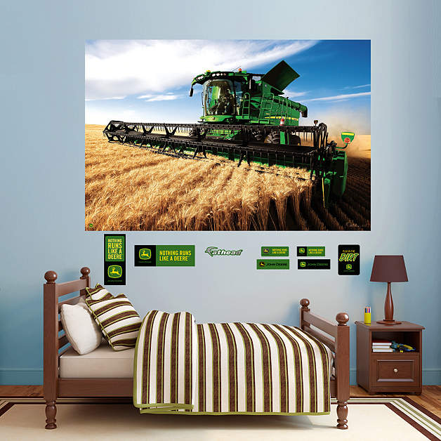 John Deere Wall Decor :