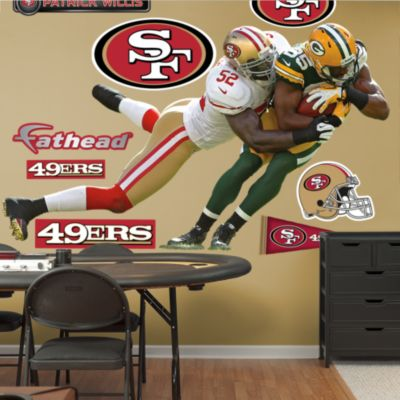 Patrick Willis Takes It On