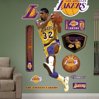 Joe Johnson Fathead Wall Decal