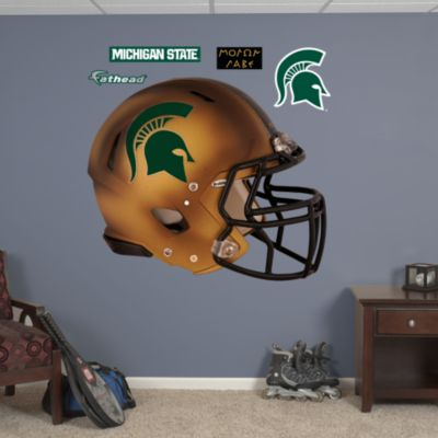Michigan State Spartans Pro Combat Helmet
