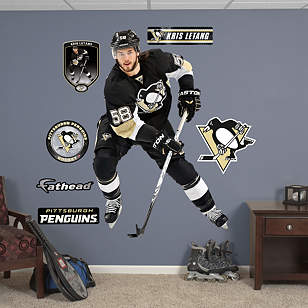 Life Size Kris Letang Wall Decal Shop Fathead For