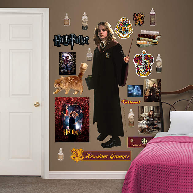 Hermione Granger Prisoner Of Azkaban Wall Decal Shop