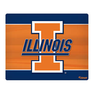 Illinois Fighting Illini Logo 15/16