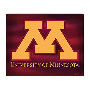 Minnesota Golden Gophers Logo 17