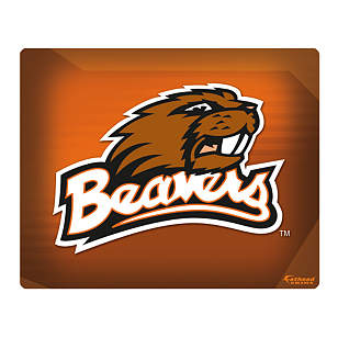 Oregon State Beavers Logo 15/16