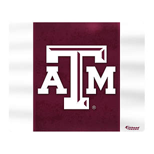 Texas A&M Aggies Logo 15/16