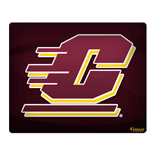 Central Michigan Chippewas Logo 17