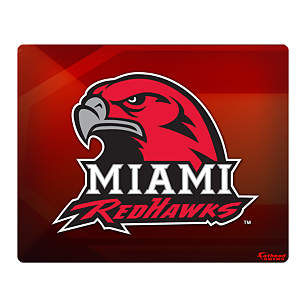 Miami Redhawks Logo 17