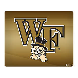 Wake Forest Demon Deacons Logo 17