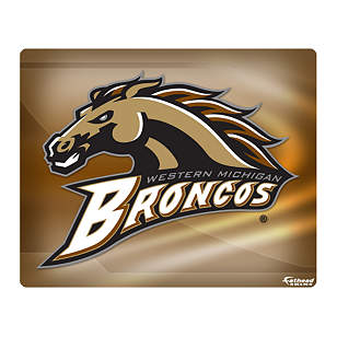 Western Michigan Broncos  Logo 17
