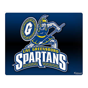 UNC Greensboro Spartans Logo 17
