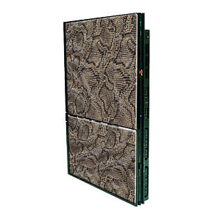 Playstation 2 Slim Snake Skin Skin