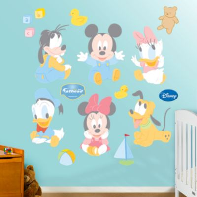 Sesame Street Baby Collection Fathead Wall Decal