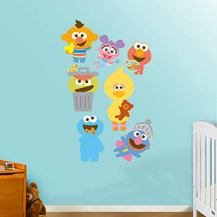 Sesame Street Baby Collection