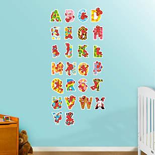 Elmo Illustrated Alphabet Collection