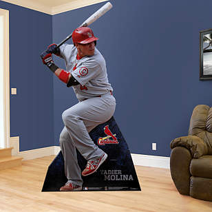 Yadier Molina Stand Out