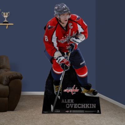 Alex Ovechkin Life-Size Stand Out