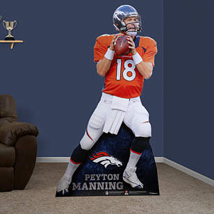 Peyton Manning Stand Out