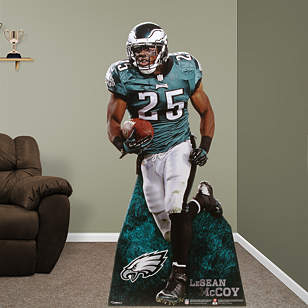 LeSean McCoy Stand Out